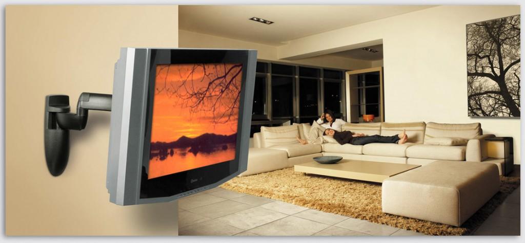 Zidni TV Nosači – Podela Po Funkcionalnosti
