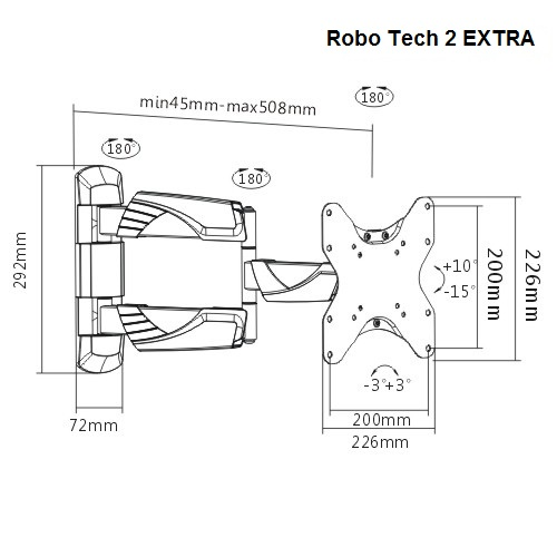 Robo Tech Extra Shema