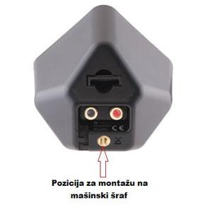 Slika 1 - Poleđina Malog Zvučnika