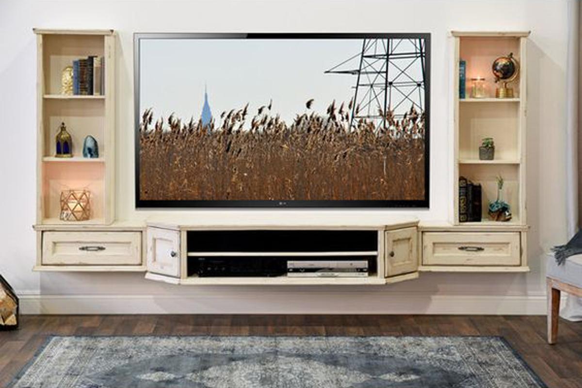 7 sjajnih načina da uklopite televizor u svoj enterijer